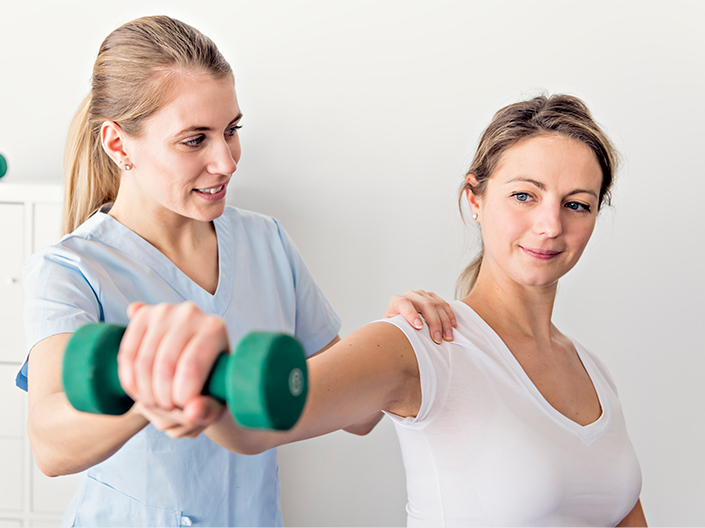 experienced Physiotherapist