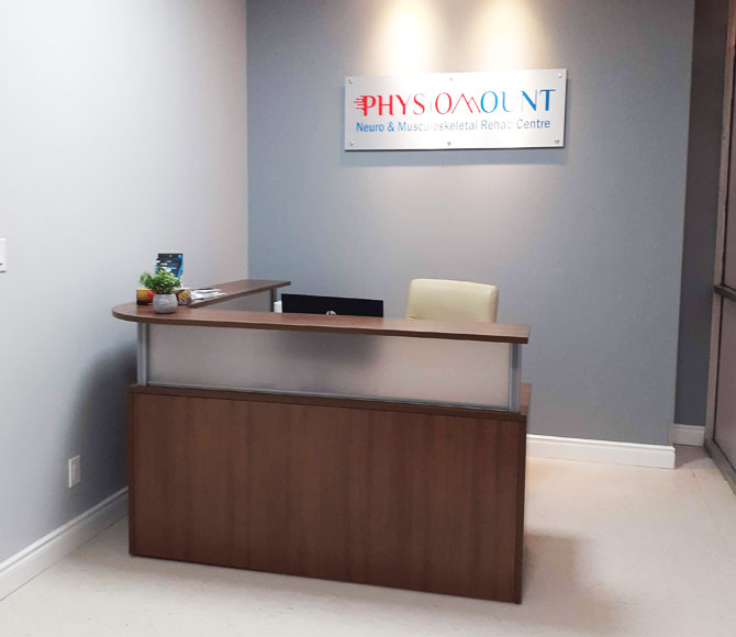 PhysioMount – Neuro and Musculoskeletal Rehab Center